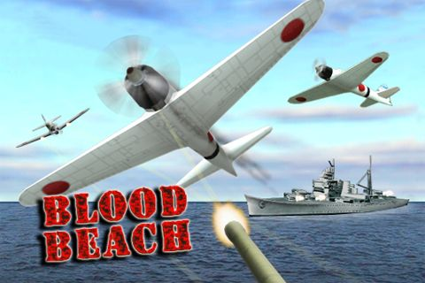 Download Blood beach iPhone free game.