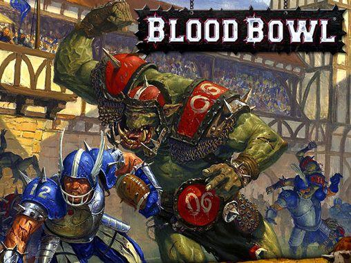 Download Blood bowl iPhone free game.