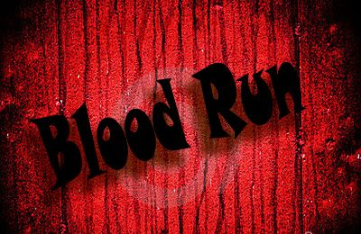 Screenshots of the Blood Run game for iPhone, iPad or iPod.