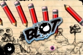 In addition to the game Pou for iPhone, iPad or iPod, you can also download Blot for free