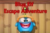 Download Blue elf escape adventure iPhone free game.