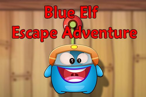 Download Blue elf escape adventure iPhone free game.