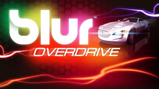 Download Blur overdrive iPhone free game.