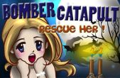 In addition to the game Temple Run: Brave for iPhone, iPad or iPod, you can also download Bomber Catapult – Rescue Her for free
