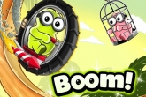 In addition to the game Talking Tom Cat 2 for iPhone, iPad or iPod, you can also download Boom! for free