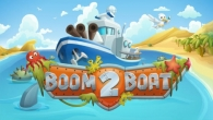 In addition to the game Jewel Mania: Halloween for iPhone, iPad or iPod, you can also download Boom Boat 2 for free