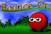 In addition to the game Fruit Ninja for iPhone, iPad or iPod, you can also download Bounce on for free