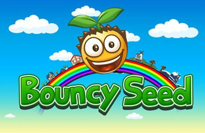 Download Bouncy Seed! iPhone free game.