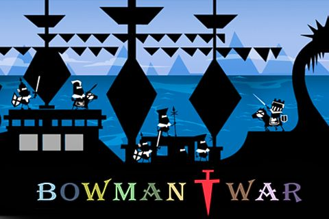 Download Bowman war iPhone free game.