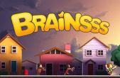 In addition to the game Zombie Crisis 3D for iPhone, iPad or iPod, you can also download Brainsss for free
