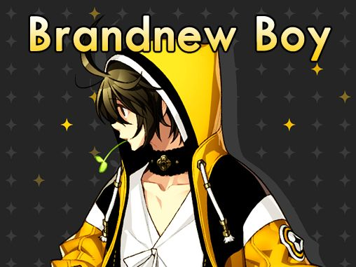 Download Brandnew boy iPhone free game.