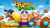In addition to the game Topia World for iPhone, iPad or iPod, you can also download Brave Piglet for free
