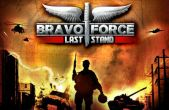 In addition to the game Space Station: Frontier for iPhone, iPad or iPod, you can also download Bravo Force: Last Stand for free