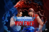 In addition to the game Tiny Troopers for iPhone, iPad or iPod, you can also download Brotherhood of Violence for free
