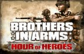 In addition to the game Call of Duty World at War Zombies II for iPhone, iPad or iPod, you can also download Brothers In Arms: Hour of Heroes for free
