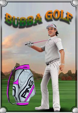 Screenshots of the Bubba Golf game for iPhone, iPad or iPod.