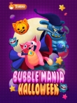 In addition to the game Real Football 2013 for iPhone, iPad or iPod, you can also download Bubble Mania: Halloween for free