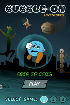 Download Bubble-On Adventures iPhone free game.