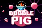 In addition to the game Bubba Golf for iPhone, iPad or iPod, you can also download Bubble pig for free