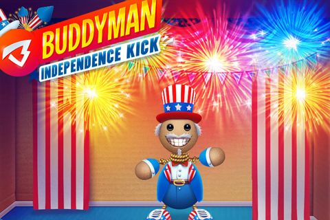 Download Buddyman: Independence kick iPhone free game.