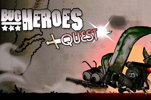 Download Bug heroes: Quest iPhone free game.
