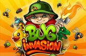 In addition to the game Plants vs. Zombies for iPhone, iPad or iPod, you can also download Bug Invasion for free