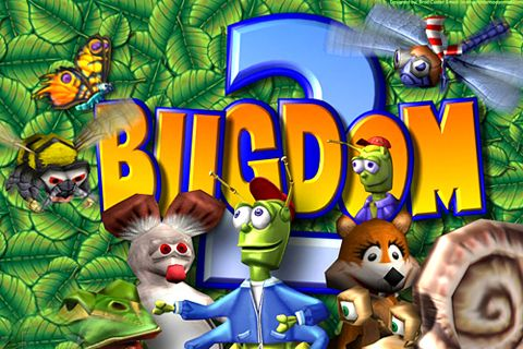 Download Bugdom 2 iPhone free game.
