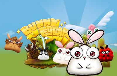 Screenshots of the Bunny Escape game for iPhone, iPad or iPod.