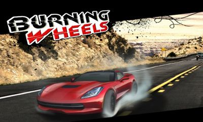 Download Burning Wheels 3D Racing iPhone free game.