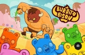 In addition to the game Fishing Kings for iPhone, iPad or iPod, you can also download Burrito Bison for free