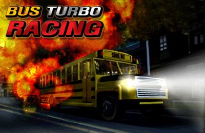 Screenshots of the Bus Turbo Racing game for iPhone, iPad or iPod.