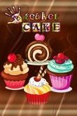 In addition to the game Juice Cubes for iPhone, iPad or iPod, you can also download Cake breaker for free