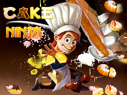 Download Cake ninja iPhone free game.