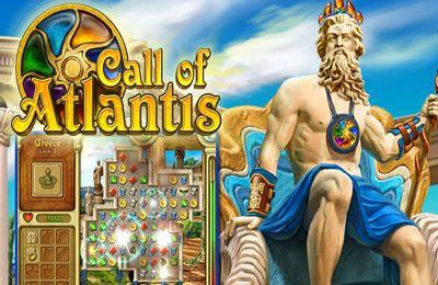 Screenshots of the Call of Atlantis (Premium) game for iPhone, iPad or iPod.