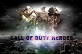 In addition to the game Infinity Blade 2 for iPhone, iPad or iPod, you can also download Call of duty: Heroes for free