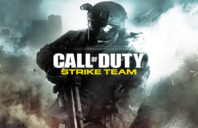 Screenshots of the Call of Duty: Strike Team game for iPhone, iPad or iPod.