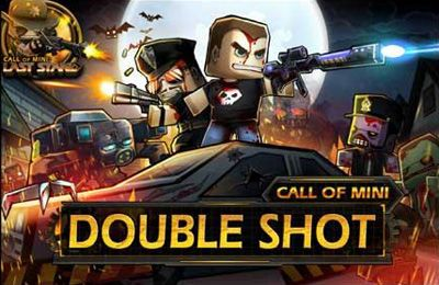 Screenshots of the Call of Mini: Double Shot game for iPhone, iPad or iPod.