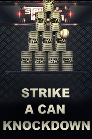 Download Can knockdown striker iPhone free game.