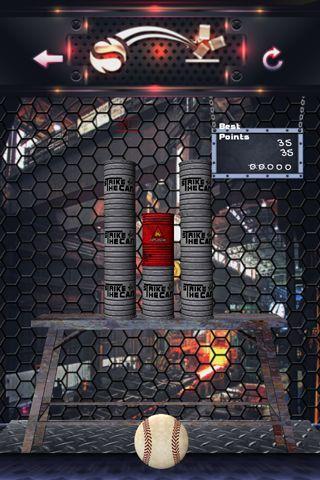 لعبة التصويب بالكرة knockdown striker,بوابة 2013 3_can_knockdown_stri