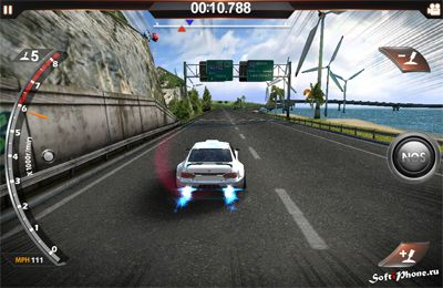 Screenshots of the Car Club:Tuning Storm game for iPhone, iPad or iPod.