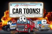 In addition to the game Slender-Man for iPhone, iPad or iPod, you can also download Car Toons! for free