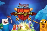 In addition to the game Temple Run for iPhone, iPad or iPod, you can also download Card wars: Adventure time for free