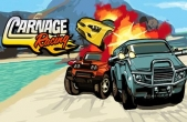 In addition to the game Heroes of Order & Chaos - Multiplayer Online Game for iPhone, iPad or iPod, you can also download Carnage Racing for free