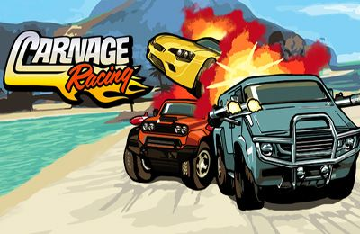 Download Carnage Racing iPhone free game.