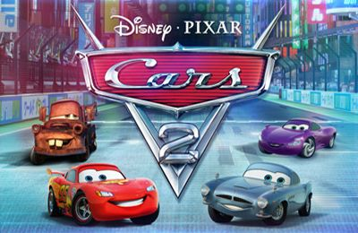 Screenshots of the Cars 2 game for iPhone, iPad or iPod.