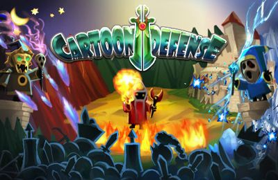 Download Cartoon Defense 2 iPhone free game.