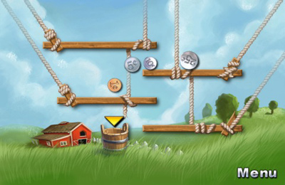 Screenshots of the Cash Cow game for iPhone, iPad or iPod.