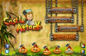In addition to the game Bike Baron for iPhone, iPad or iPod, you can also download Castle Attack – Ultimate HD for free