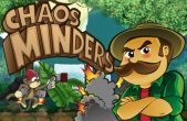 In addition to the game Talking Pierre the Parrot for iPhone, iPad or iPod, you can also download Chaos Minders for free