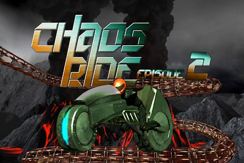 Screenshots of the Chaos ride: Episode 2 game for iPhone, iPad or iPod.